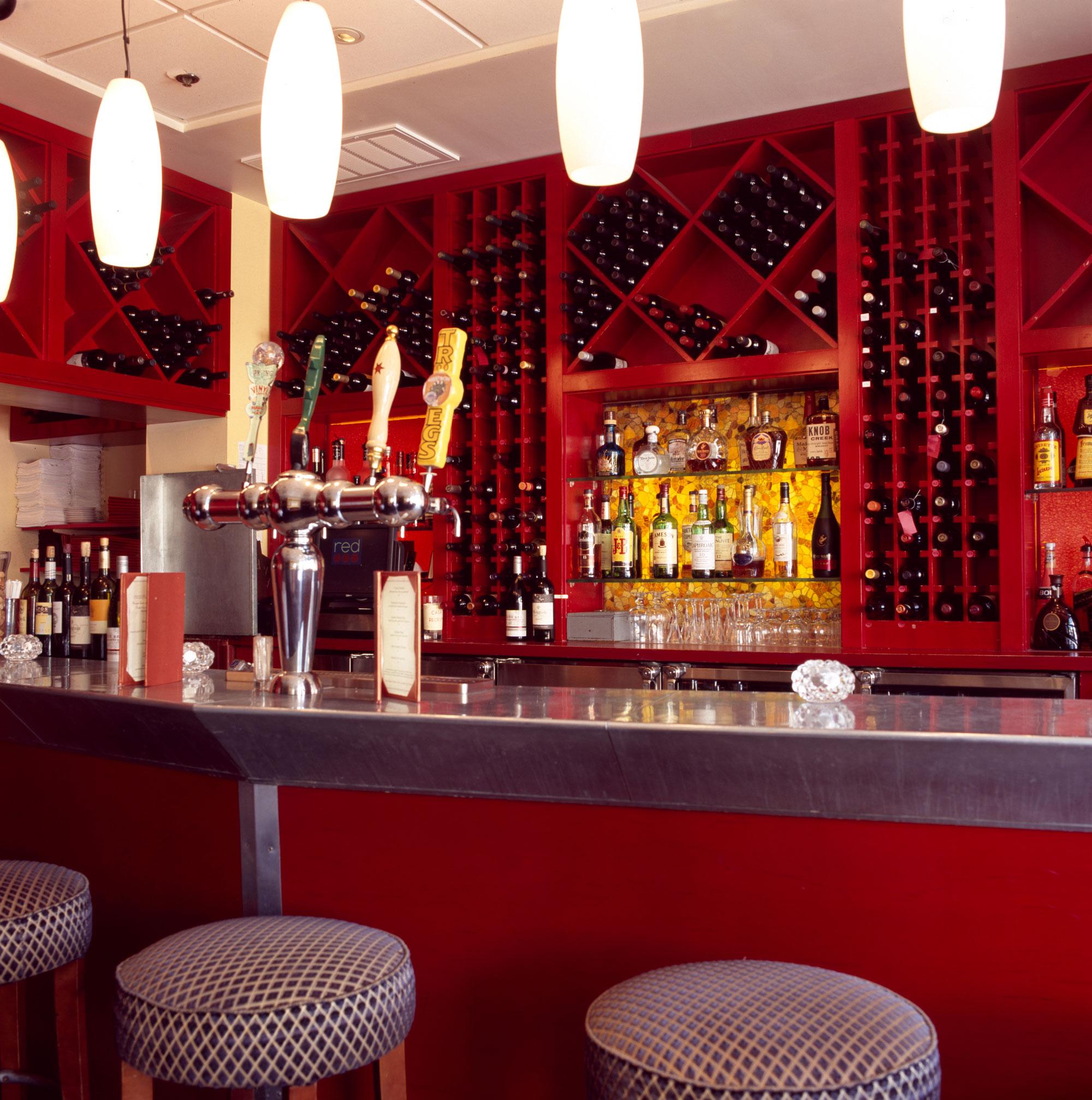 red restaurant gallery. Black Bedroom Furniture Sets. Home Design Ideas